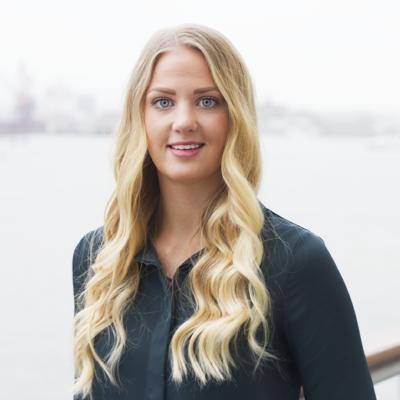 Alexandra Lorentsson EPG Projektledning