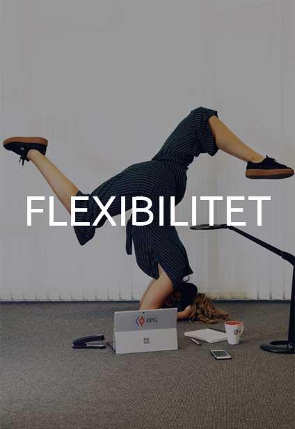 Flexibilitet