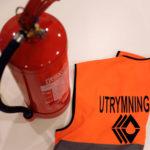 EPG tjänster brand och utrymningslarmsystem